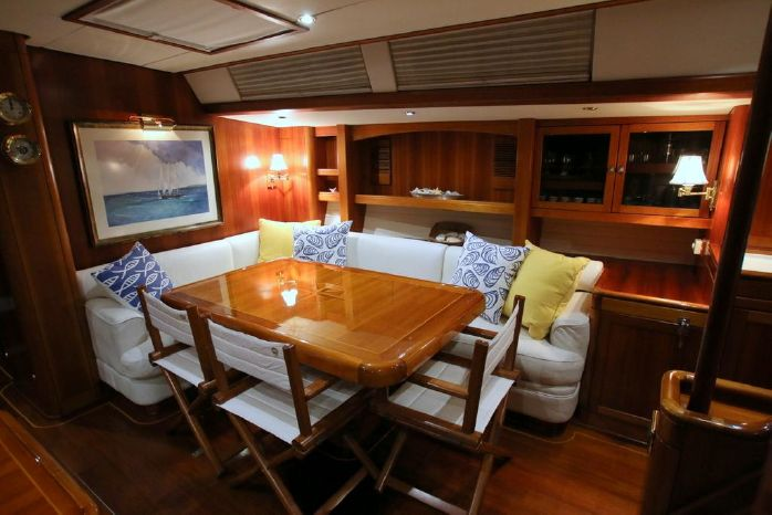 1994 Sweden Yachts BoatsalesListing Connecticut