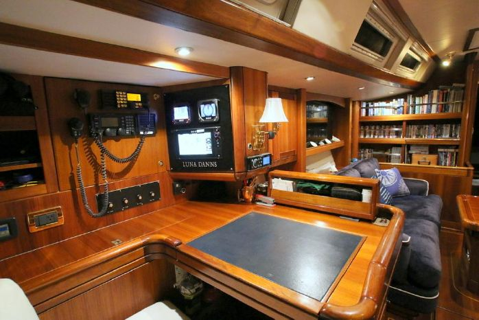 1994 Sweden Yachts Purchase Maine