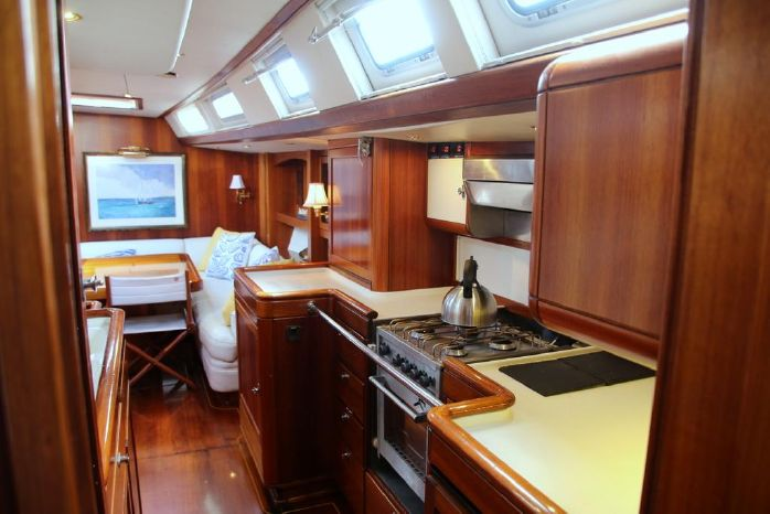 1994 Sweden Yachts Purchase New England