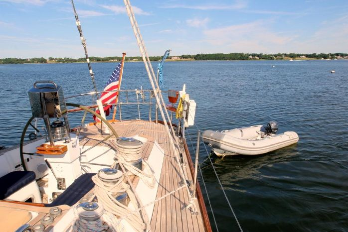1994 Sweden Yachts Buy Purchase