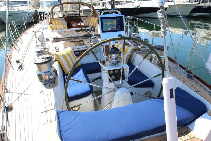 1994 Sweden Yachts Sell New England