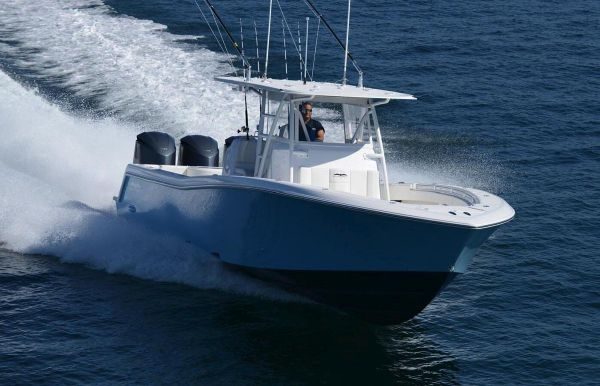 2020 Invincible 39 Open Fisherman
