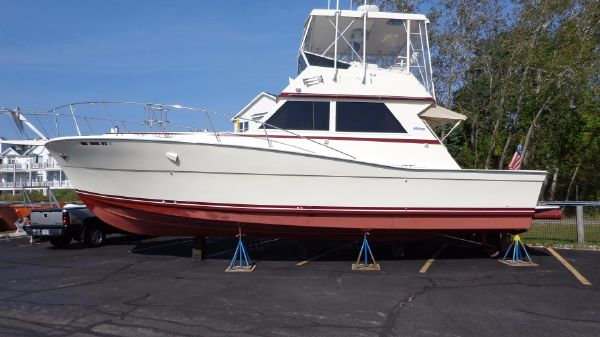 Viking 41 Convertible Main