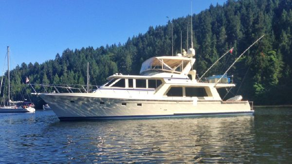Offshore 62' Pilothouse Profile