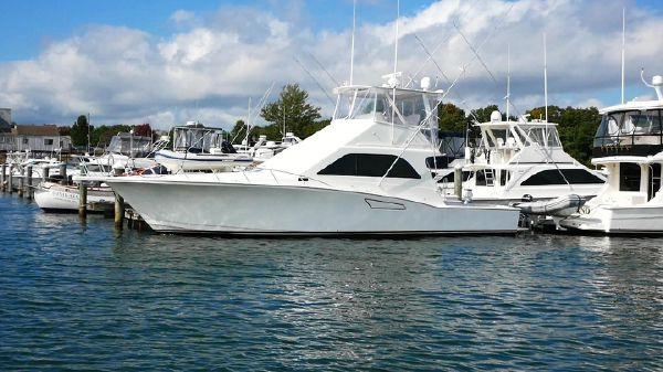 Cabo 47 Flybridge Sportfisher