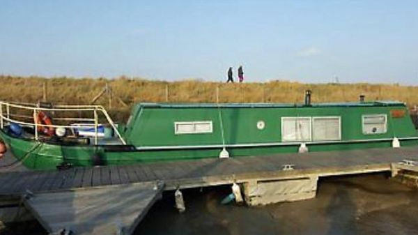 Houseboat Dutch Barge/Narrow Boat