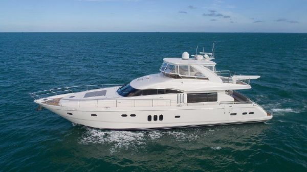 Princess Viking Sport Cruiser 75