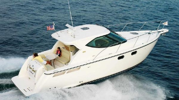 Tiara 3500 Sovran LE Manufacturer Provided Image
