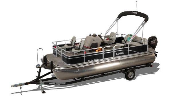 Lowe Ultra 202 Fish and Cruise