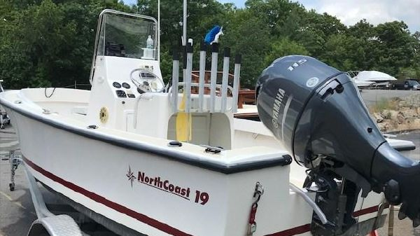 NorthCoast 19' Center Console