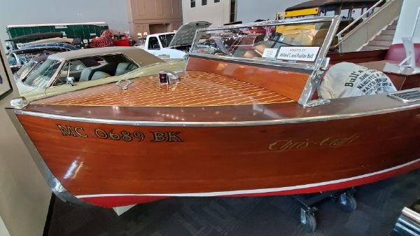 Chris-Craft Deluxe Utility