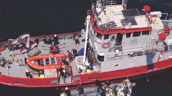 Tender MPP - Research Survey Tender MPP - Research Survey - At Sea