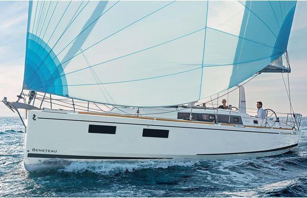 2019 Beneteau America Oceanis 38.1