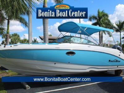 2020 NauticStar<span>243DC Deck Boat</span>