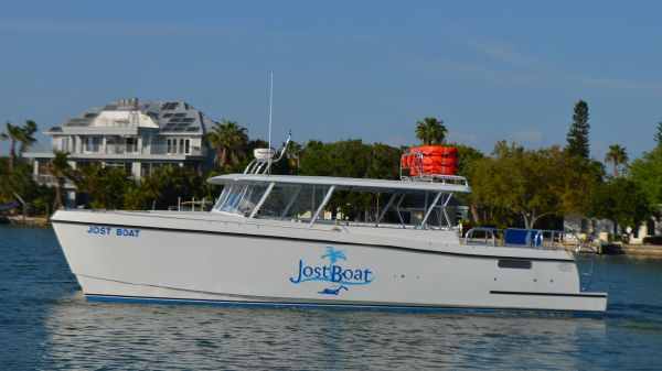 COOPER MARINE 46 MONEY MAKER INBOARD CATAMARAN