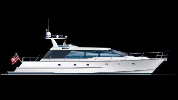 COOPER MARINE CARIBBEAN 63 Sport Utility Vessel