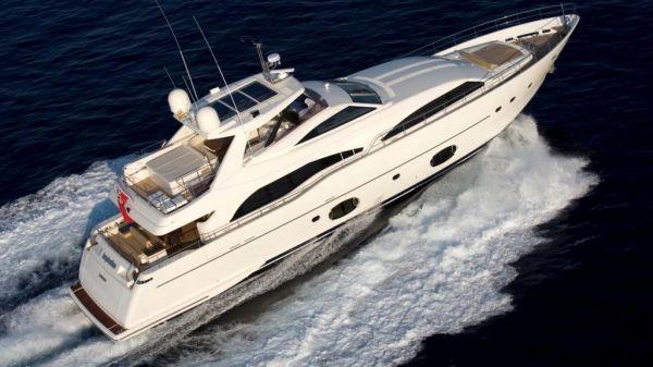 Ferretti Yachts Custom Line 97' Inspiration B