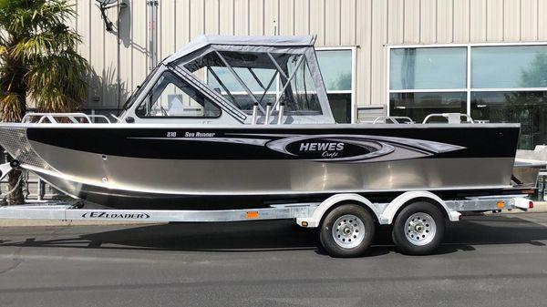 Hewescraft 210 Sea Runner ET B3133