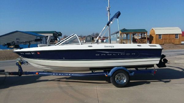 Bayliner 185 Discovery Fish/Ski Boats For Sale - Heartland