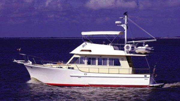 Island Gypsy 39 Eurosedan