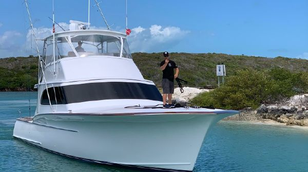 Jarrett Bay 58 Sportfisherman