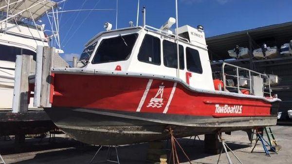 SeaArk 34 Tow Work Vessel