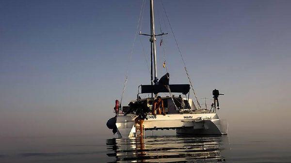Catamaran E.J Plaisance Evazion 900