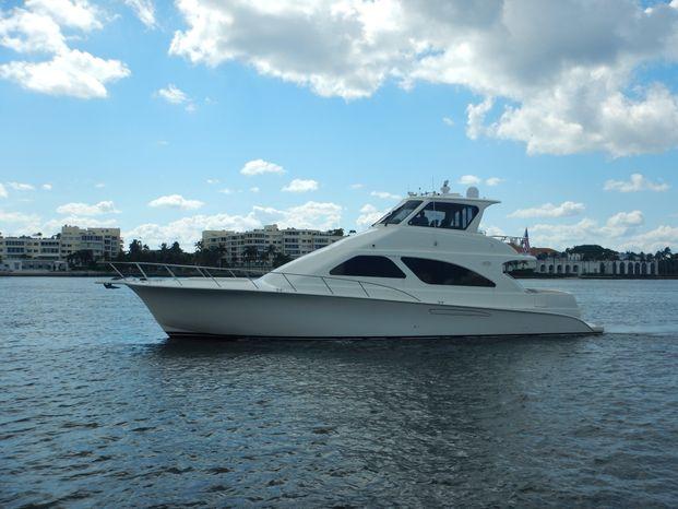 2004 Ocean Yachts 57 Odyssey