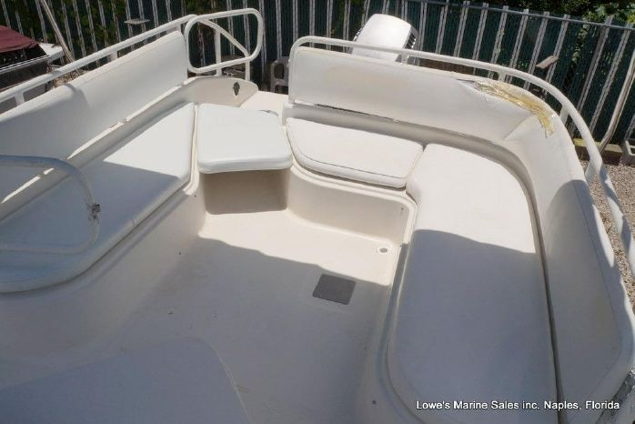 1994 Bayliner 2309 Rendezvous Lowes Marine Sales In