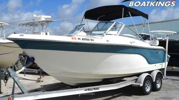 Sea Fox 216 DC Pro