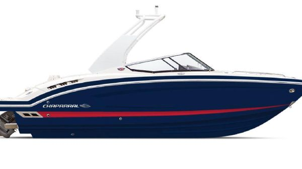 Chaparral 257 SSX AS ORDERED
