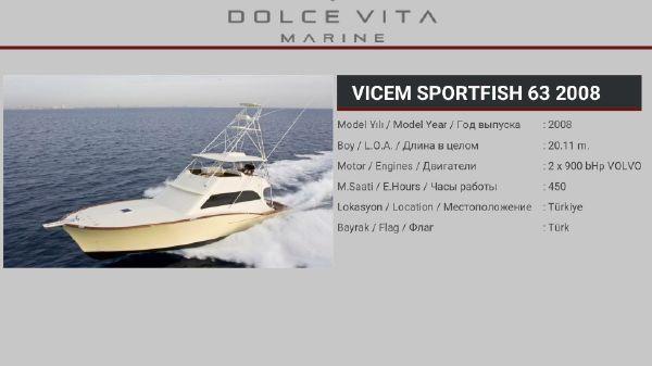 Vicem 63 Sportfish