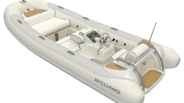 Williams Jet Tenders 445