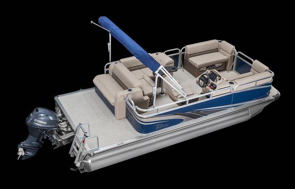 2019 Tahoe Pontoon Sport Cruise Rear Bench - 18'