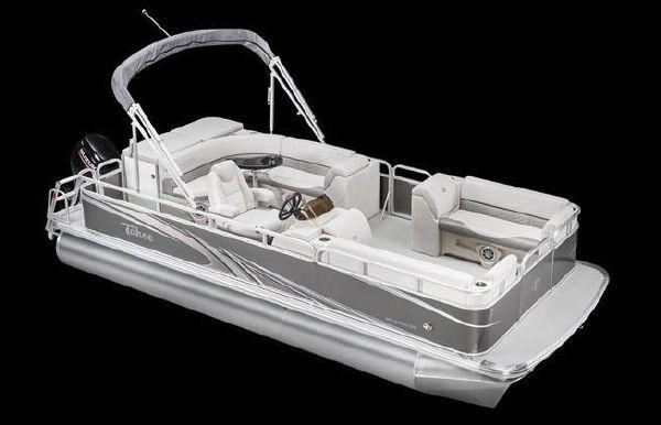 2019 Tahoe Pontoon Sport Cruise Rear Bench - 20'