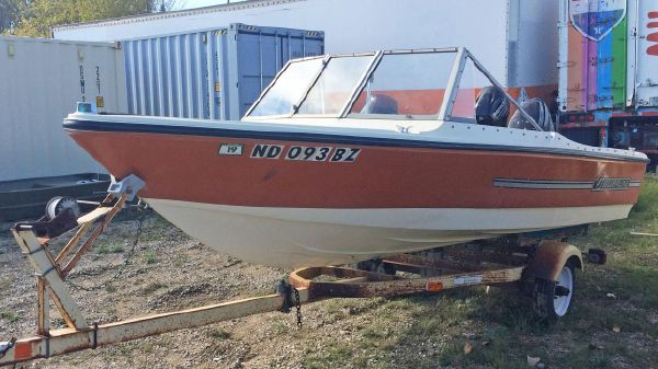 Silverline Boat