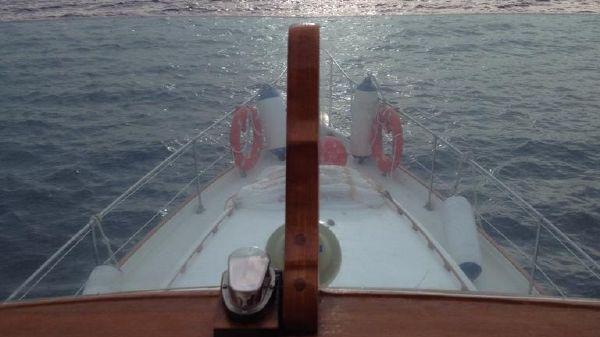 Trawler gulfsar 53