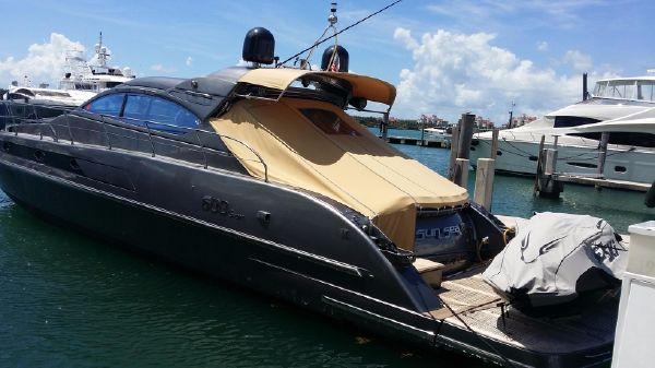 Rodriquez Yacht Sport Yacht 600 SE