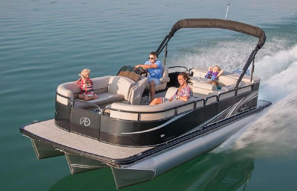 2019 Tahoe Pontoon GT Cruise - 21'