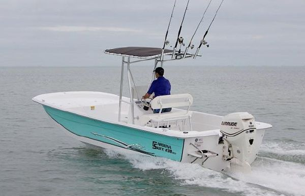 2018 Carolina Skiff 238 DLV