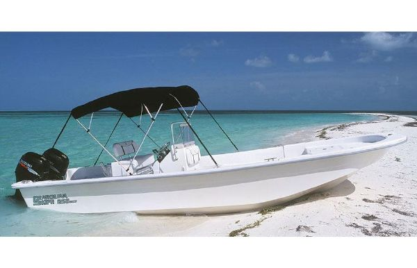 2018 Carolina Skiff 258 DLV