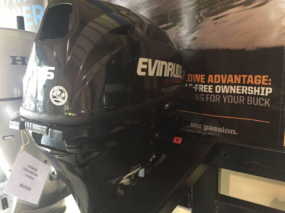 Evinrude E15RG4AF