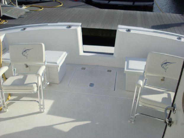 1999 Little Harbor WhisperJet 55 Flybridge Cruiser Buy BoatsalesListing