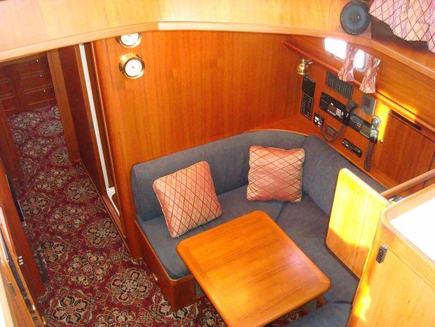 1999 Little Harbor WhisperJet 55 Flybridge Cruiser Purchase Brokerage