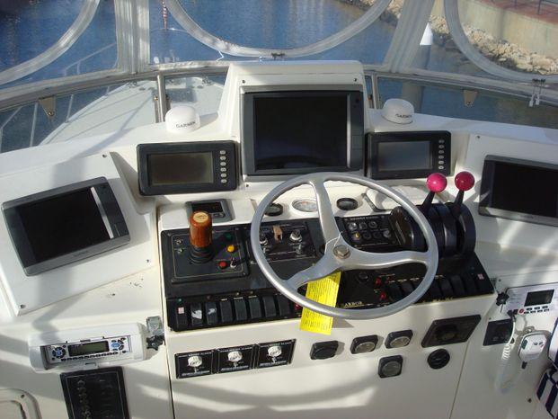 1999 Little Harbor WhisperJet 55 Flybridge Cruiser Buy Purchase