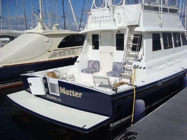 1999 Little Harbor WhisperJet 55 Flybridge Cruiser Buy Buy