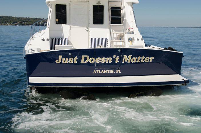 1999 Little Harbor WhisperJet 55 Flybridge Cruiser BoatsalesListing New England