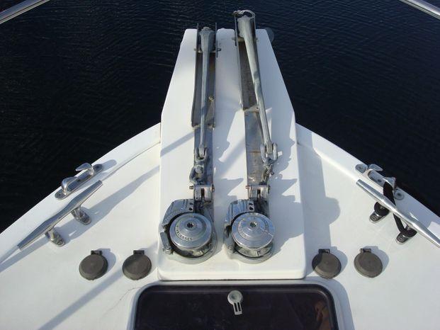 1999 Little Harbor WhisperJet 55 Flybridge Cruiser Buy Brokerage
