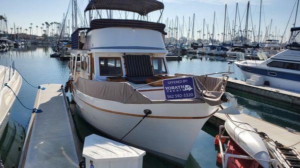 C & L Sea Ranger Europa Trawler
