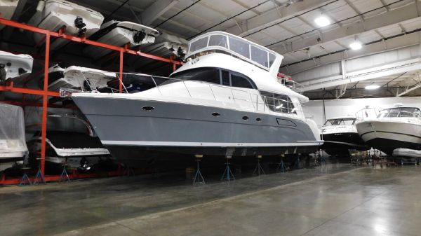 Bracewell Custom Motor Yacht